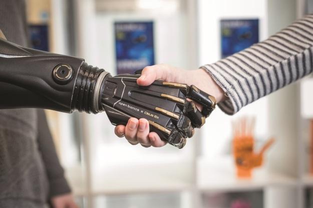 bionic-handshake